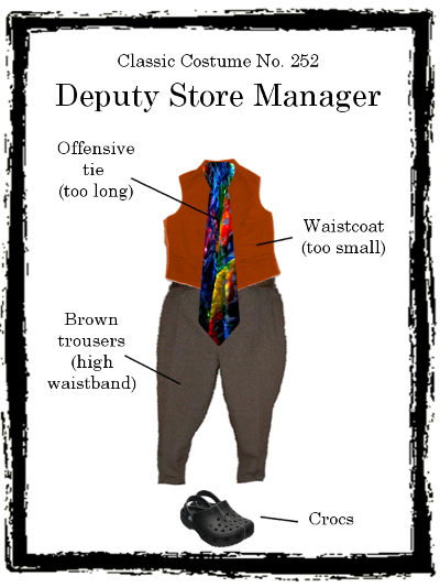 Deputy Store Manager